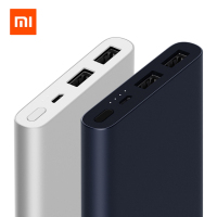 New 2018 Xiaomi Mi Power Bank 2 10000 MAh 18W Quick Charge 10000mAh Powerbank Supports Dual