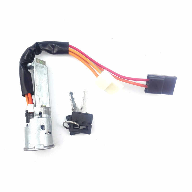 ignition starter switch for peugeot 405 012855 4162-40