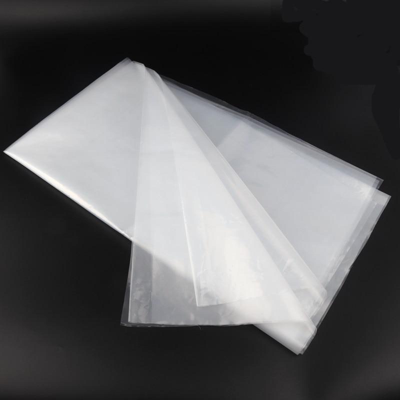 1m de ancho 2 3 4m PE Film agrícola para invernadero altamente transparente película invernadero jardín planta mantener caliente claro de película de plástico Mini invernadero cobertizo jardín invernadero exterior hogar aislamiento plantación invernadero 3 tamaños