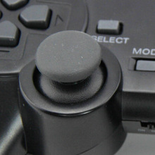 2.4GHz Wireless SIXAXIS Double Vibrative Game Controller Gamepad joystick With 2.4GHz Receiver for PS2