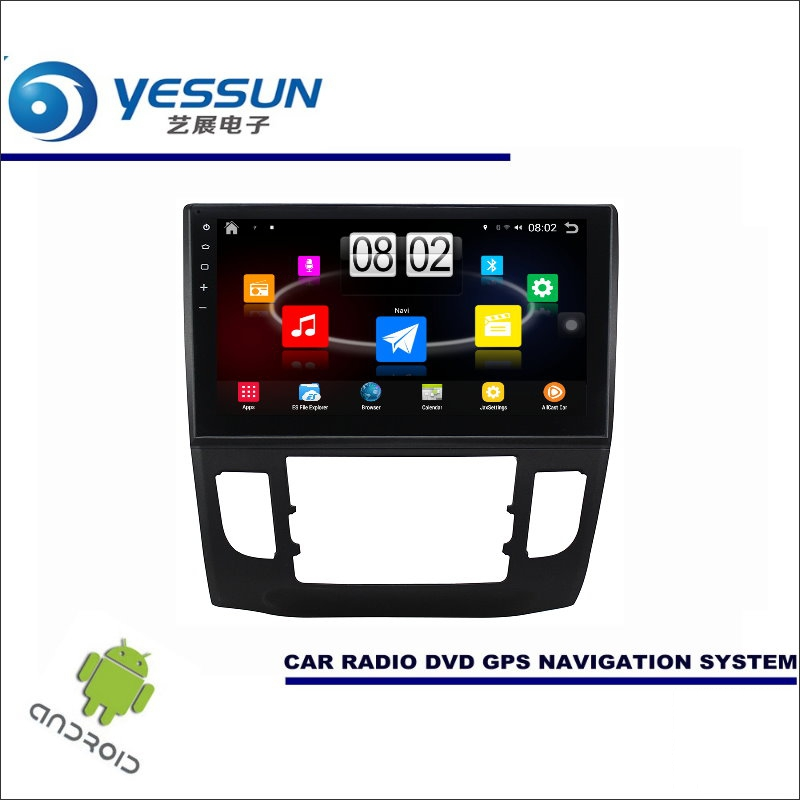YESSUN Car Android Player Multimedia For Honda Crider 2013 Radio Stereo GPS Nav Navi Map Navigation ( no CD DVD ) 10 HD Screen