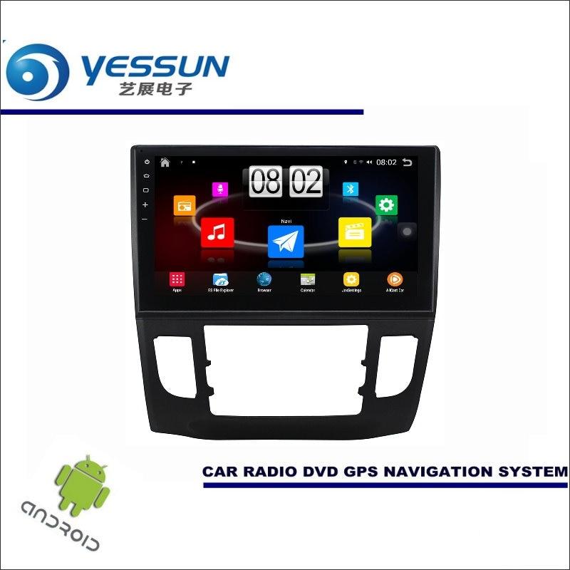 Yessun автомобиля Android мультимедийный плеер для Honda Crider 2013 Радио стерео GPS nav Navi Географические карты навигации (без cd dvd) 10 HD Экран