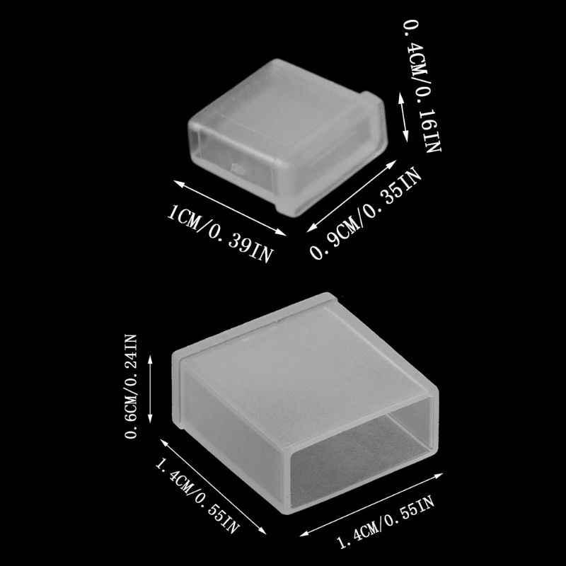 10 szt. Kabel ładujący Port USB wtyczka przeciwpyłowa zapobieganie rdzy obudowa ochronna ładowarka do telefonu akcesoria dla androida
