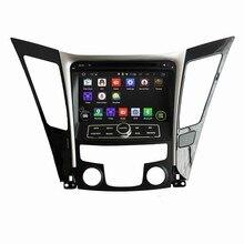 ROM 16G 1024*600 Quad Core Android 5.1.1 Fit Hyundai SONATA 2011 2012 2013 Car DVD Player Navigation GPS TV 3G Radio