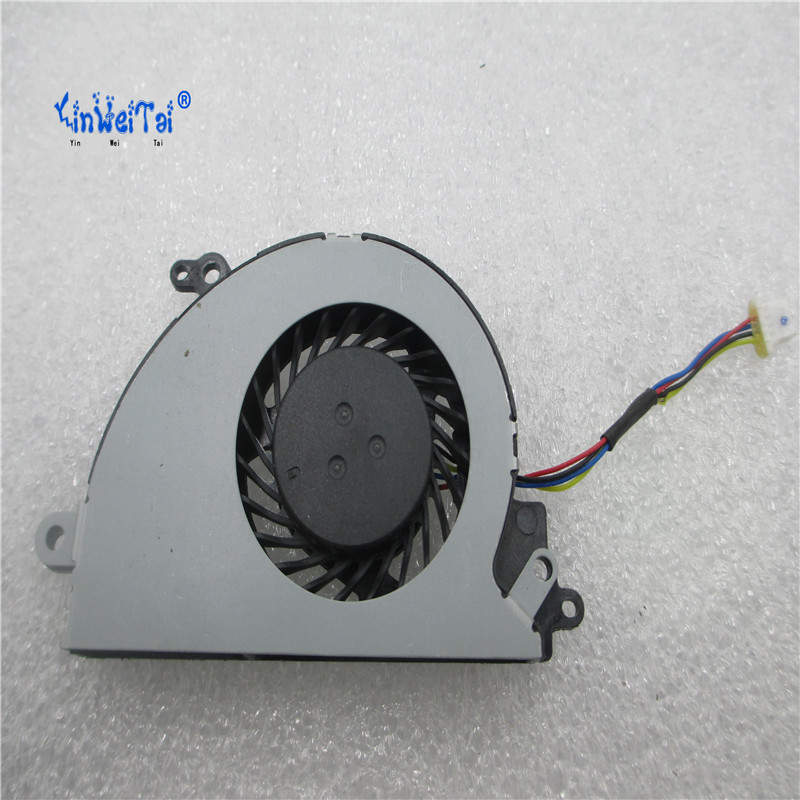 New CPU Cooling fan for ASUS X453 X453M X403M X553 X553M X553MA F553M D553M laptop CPU Fan KSB0505HB A02 MF60070V1-C320-S9A laptop cooling fan for asus pu500ca fan