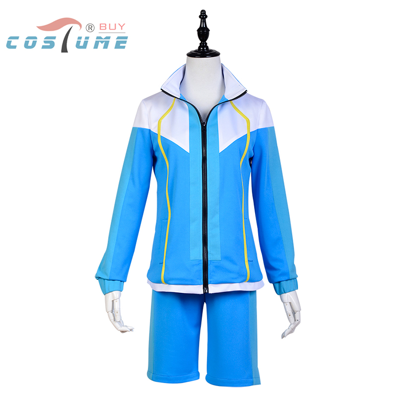 Free! Iwatobi Swim Club Cosplay Costume Coat For Boy Girls School Uniform Jacket Shorts