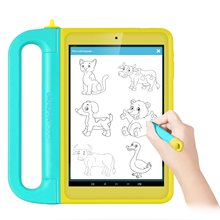 Dragón Táctil K8 8 pulgadas Tablet Kids Kidoz Preinstalado 2 GB RAM 16 GB Nand Flash IPS Pantalla Android 6.0 Malvavisco Android Tablet