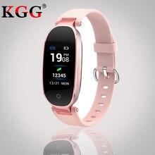 S3 плюс Смарт-часы Цвет Экран Водонепроницаемый Для женщин Дамы монитор сердечного ритма Smartwatch relogio inteligente для Android IOS reloj