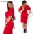 4xl 5xl 6xl mujeres más el tamaño elegante encaje sexy dress 2017 del verano de la vendimia oficina partido de tarde de bodycon midi dress corta vestidos