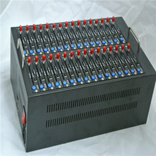 32 порт модемный пул Q2406 с TCP/IP