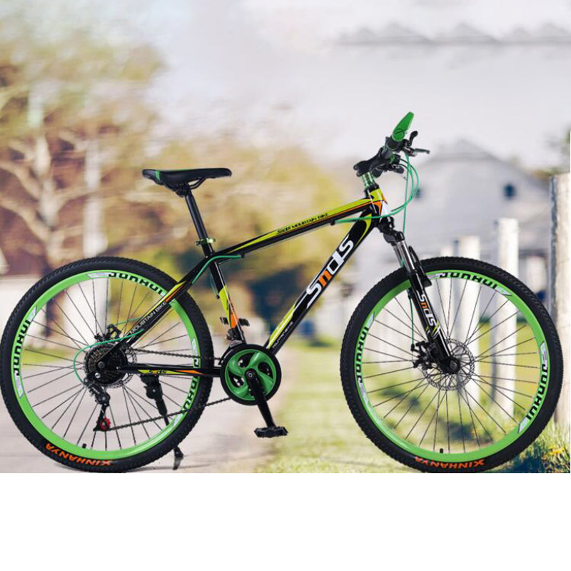 Factory Direct Sale 26 Inch Mountain Bike 21 Speed New Product Promotion Discount Cycling Mountain Bike
