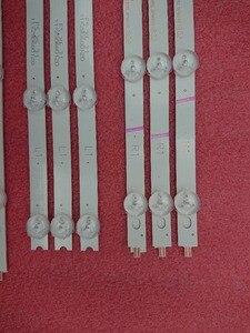 Image 2 - Nouveau 5 ensemble = 50 pièces LED rétro éclairage bande de remplacement pour LG 42LN5300 nouveauté 1215A 6916L 1216A 1217A nouveauté 1386A 1387A 1388A