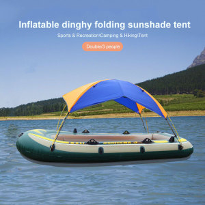 Durable Inflatable Boat Tent S