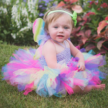 Dress – Tutu with matching headband