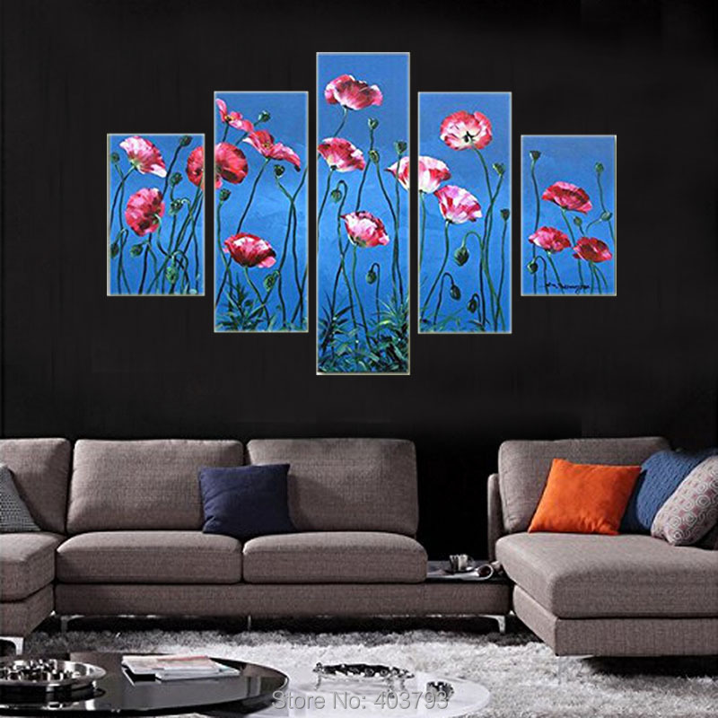 lila wanddekor | Möbelideen