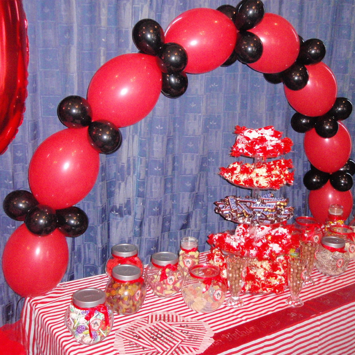 Us 53 05 Table Balloons Arch Frame Kit Good Decorations For Wedding Birthday Party Steel Events Supplies Accessories In Ballons