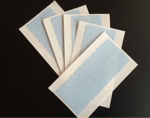 Image 5 - Hotsale Lichtblauw kleur Super hoge kwaliteit sterke dubbele tape haarverlenging tape haarverlenging tape