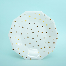 wu fang Cute Paper Plates Disposable Tableware 10pcs/set  sc 1 st  AliExpress.com & Buy paper plates cute and get free shipping on AliExpress.com