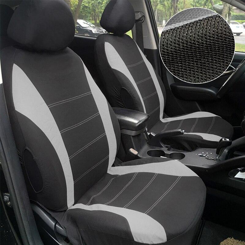 Black Coverking Custom Fit Front Floor Mats for Select Oldsmobile Cruiser Models Nylon Carpet