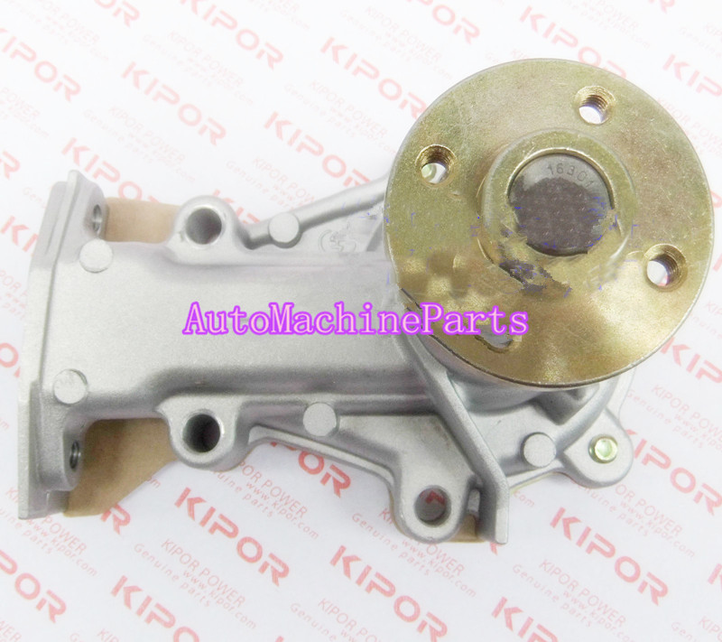 Water Pump For Kipor KDE16EA3 KDE19STA KDE19STA3 Diesel Generators Parts yanmar parts the water pump thermostat type with reference 4tne88