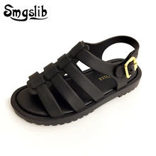 Girls Sandals Baby Kids Pvc Shoes Boy Children Floral