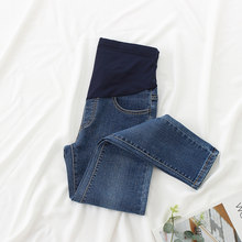 b54335bb70b9c Maternity Pants 2018 new jeans winter wear flannel thickening bottoming  tide Ma autumn winter dress trousers