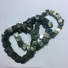 Natural hematite bracelet 1 pc