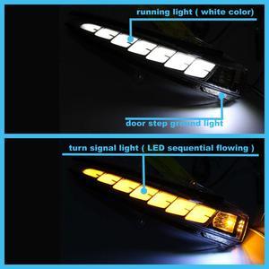 Image 3 - מראת אורות תור דינמי אות מנורת ריצת אור עבור 2015 20 טויוטה Alphard Vellfire 30/35