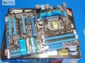 original motherboard for  P8P67 LE DDR3 1155 for i3 i5 i7 32GB P67 All solid Desktop motherborad
