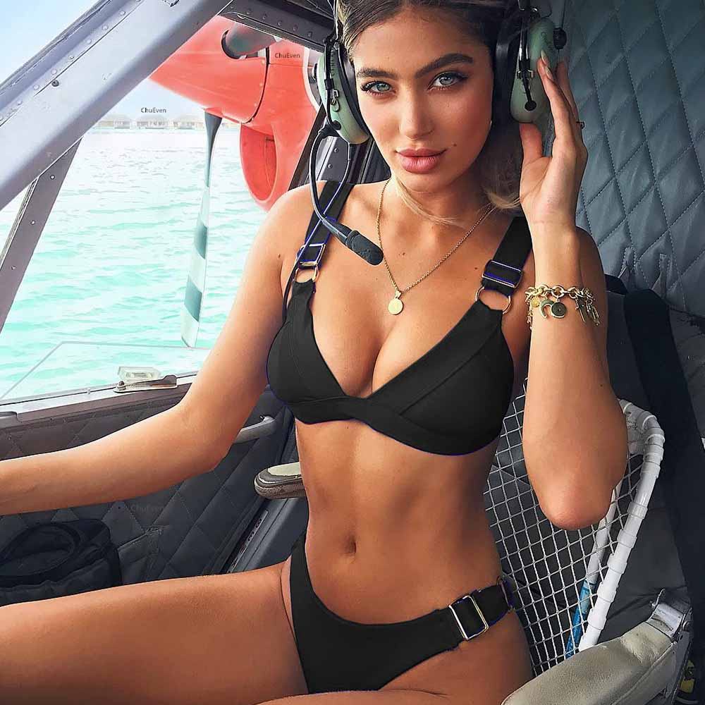Brand Brazilian Bikini 2018 Swimwear Women Swimsuit Sexy Push Up Bikinis Set Bathing Suit Beachwear Swim wear Swim Suit biquini brazilian bikini 2018 swimwear women plus size swimsuit sexy push up bikinis set summer bathing suit beachwear swim suit