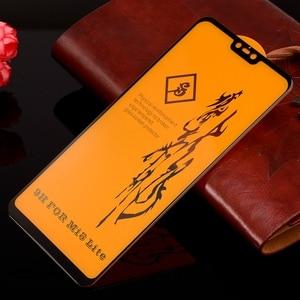 Image 4 - 6D Tempered Glass for Xiaomi Mi 10t Pro 9 Mi9 A2 Lite Play mix 2s 3 Poco X3 C3 Redmi 9c Note 8 9 Pro 7 8t Glass Screen Protector