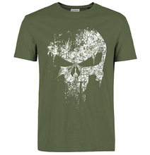 2017 summer new casual harajuku funny Marvel t shirts for man streetwear hip hop Comics Supper Hero Men T-Shirt fashion Tops Tee