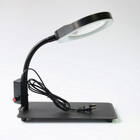 Integrity Wholesale Electronic Magnifying Glass PDOK PD 032C 10X Magnifier Lamp