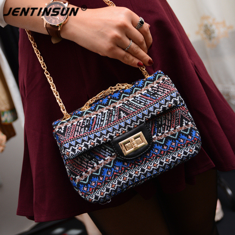 2017 Summer Chain Small Women Bag Ladies Shoulder Crossbody Flap Bag Female Messenger Bag Bohemia Beach Bags For Girls Bolsa a1330 summer solid small flap bag ladies leather handbags women messenger bags female shoulder crossbody bag candy color sweet
