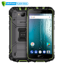 Ulefone Armor 2S Waterproof IP68 NFC Mobile Phone 5.0″ FHD MTK6737T Quad Core Android 7.0 2GB+16GB 4G Global Version Smartphone