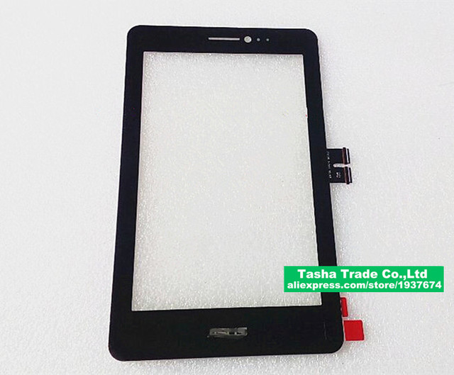 For Asus Fonepad 7 Memo HD 7 ME175 ME175CG K00Z 5472L FPC-1 Touch Screen Panel Digitizer Glass LCD Display Replacement