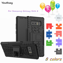 Youthsay For Cover Case Samsung Galaxy Note 8 Armor Coque 6.3 inch