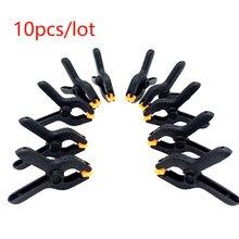 10 pces 2 polegada de plástico clipe fixação braçadeira para o telefone móvel tablet colado ferramentas reparo tela lcd