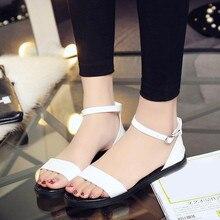 Ulrica 2017 Nouveau chaussures pour femmes D'été Sandales Femmes Plat Mode Sandales Dames Confortables Chaussures pantoufles zapatos mujer