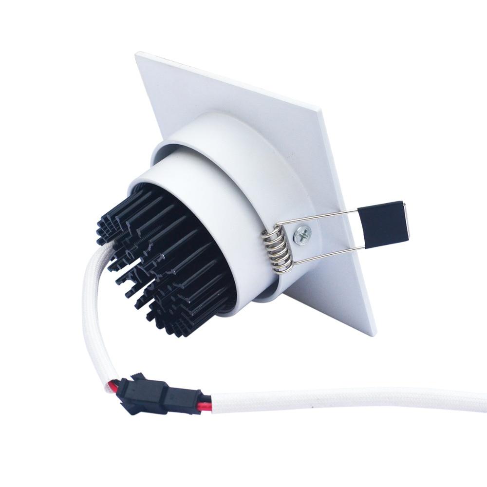 J&W 6 copë / shumë Llambadar me dritë katrani të ndriçueshëm - Ndriçimit të brendshëm - Foto 2