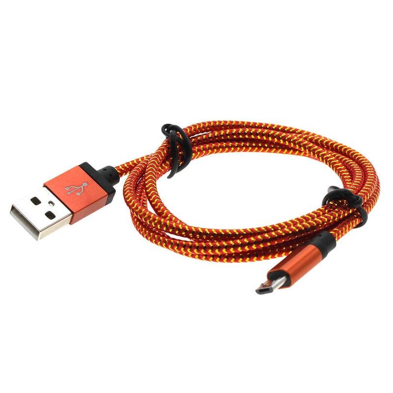 Micro USB 2.0 cable de datos cable de carga ordenador PC cable cargador para archos 50 Zafiro