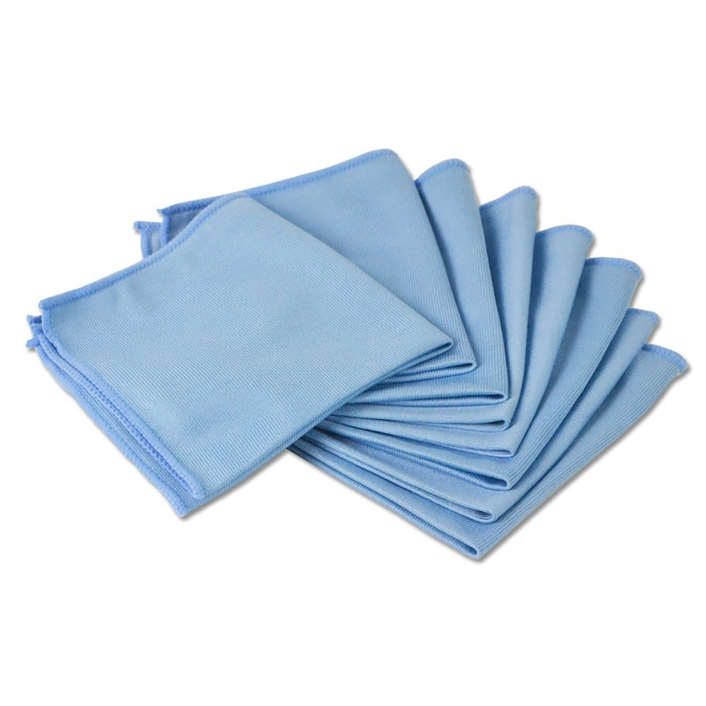 Buy 8 pcs pack auto shine microfiber - Best cloth for cleaning windows ...