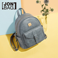 JONBAG small backpack light girl 2019 new fashion Korean version fashion small fresh all purpose mini shoulder bag