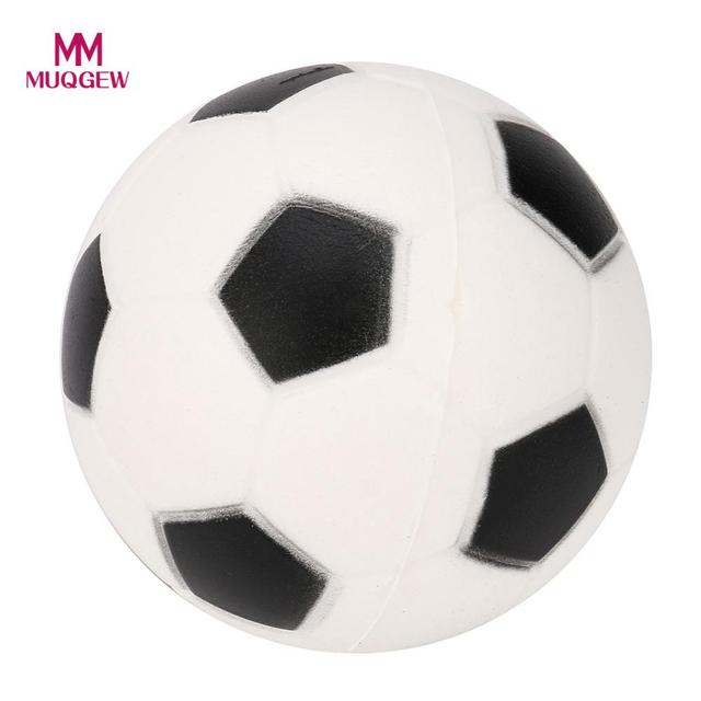 Funny gadgets fútbol Squishy Slow Rising crema perfumado ...
