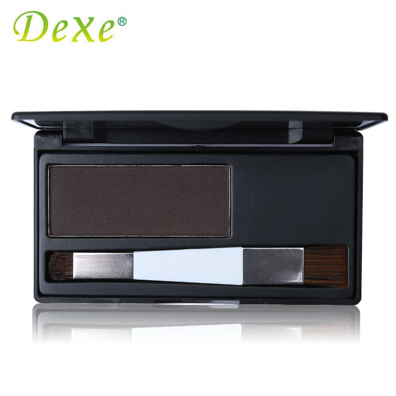 Dark Brown Color Dexe Hair Coloring Products Cover Gray Root ...