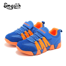 Kids Shoes Girls Casual Sneakers Boys high Quality 2019 Spring Trainers Children Sport Shoes Running Sneaker Outdoor Shoes autumn outdoor children sport shoes girls and boys pu sweat running shoes soft light skateboard shoes high quality kids sneakers