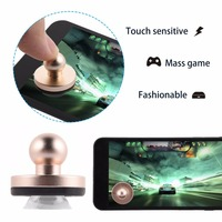 Game Joystick Mobile Phone Physical Game Joystick Tablet Arcade Stick Game Joypad Touch Screen Rocker for Smart Phones