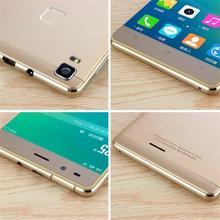 5.0 Inch Ultrathin Android4.4 Octa-Core Smartphone Dual Camera 4G Wifi GPS GSM Bluetooth Dual SIM 1G + 8G Mobile DE07