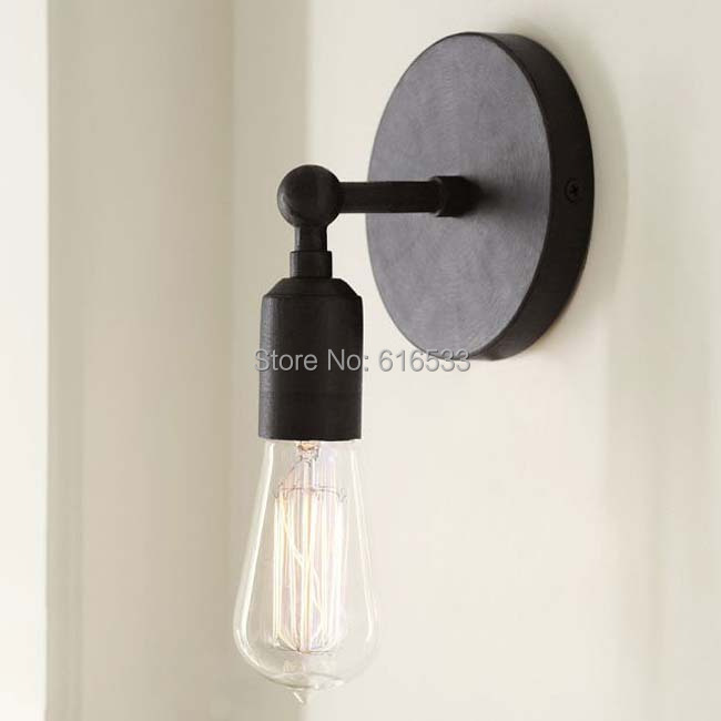 Wall Lamps Beside Bed : Loft Vintage Nostalgic Industry Ameican Edison Wall Sconce Lamp Beside Bedroom Bathroom Mirror ...