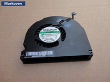 "Brand new laptop cooling fan for Apple MacBook Pro 15"" A1286 notebook CPU Fan P/N:MG62090V1-Q020-S99 4PIN SUNNON /(China)"